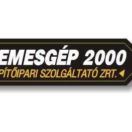 Nemesgép 2000 Zrt., Gépi földmunka, Épületbontás, Mélyépítés, Ömlesztett szóródó áruszállítás, Útépítés, Térburkolat